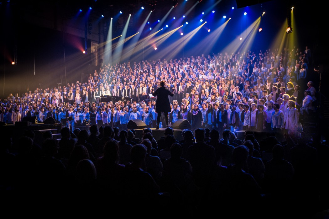 Troyes : Festival Nuits de Champagne - Le Grand choral