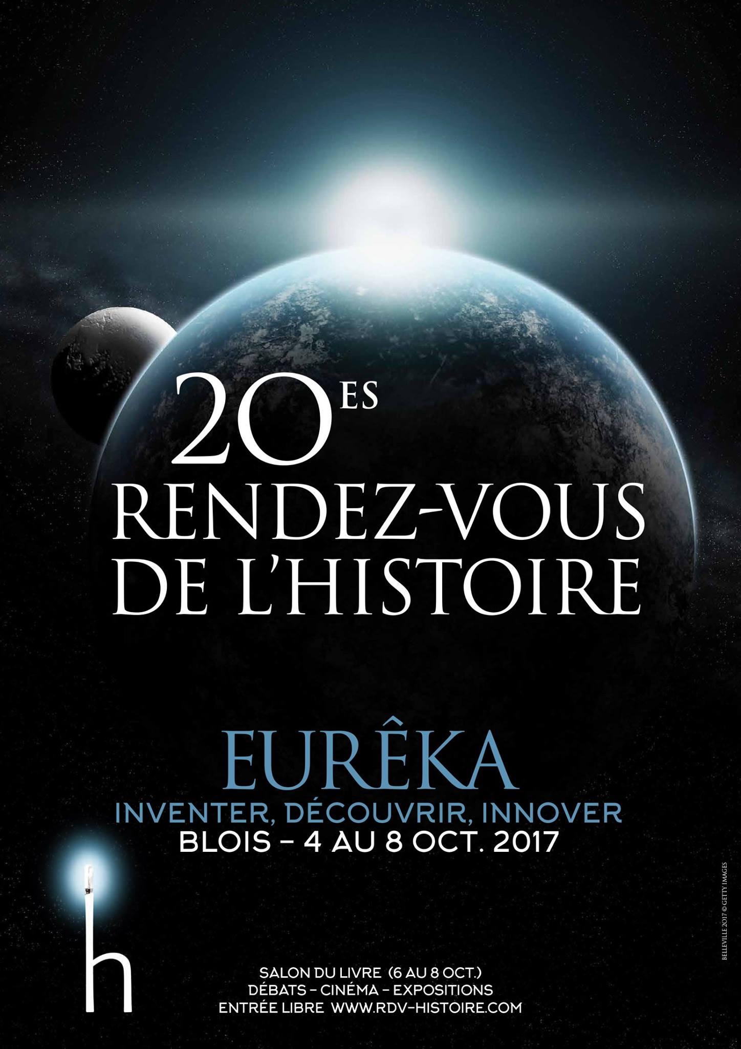 20e Rendez vous de l histoire Eurªka