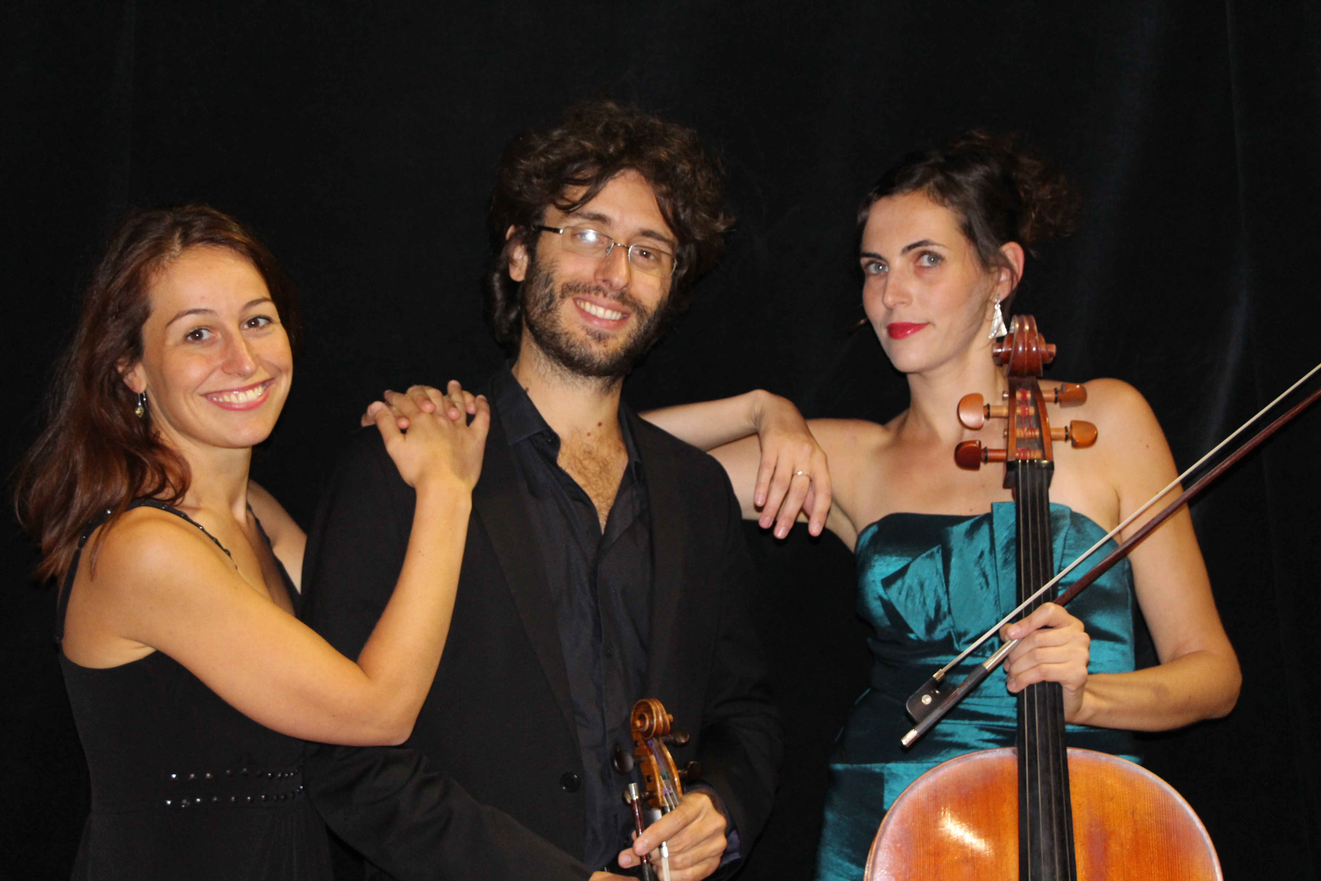Concert : A l'aube du romantisme / Trio D'Ecouves