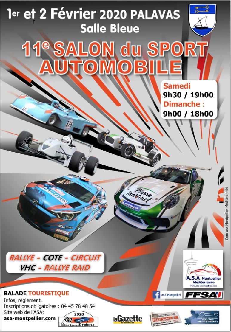 11ème Salon du Sport Automobile