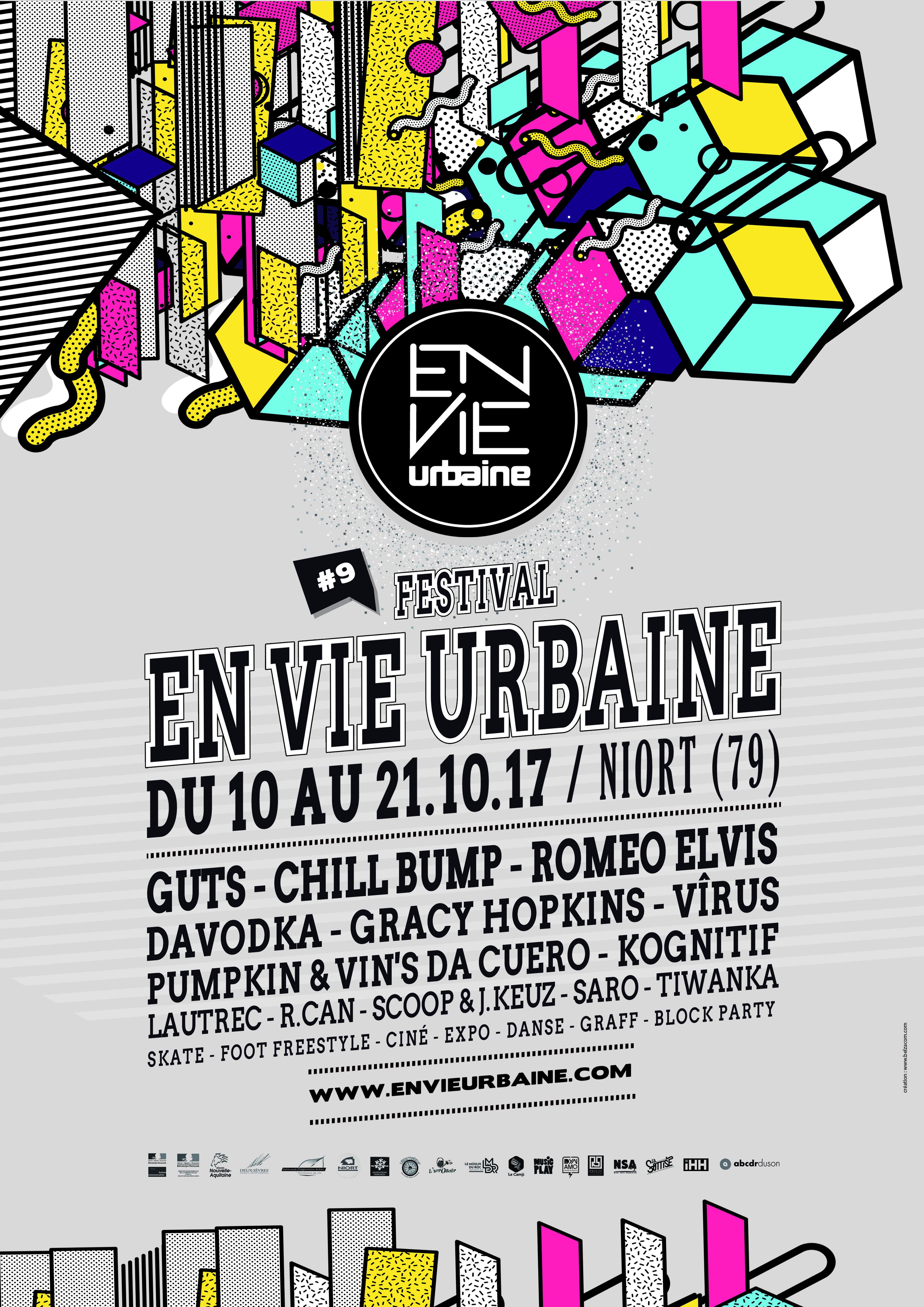 Festival En Vie Urbaine