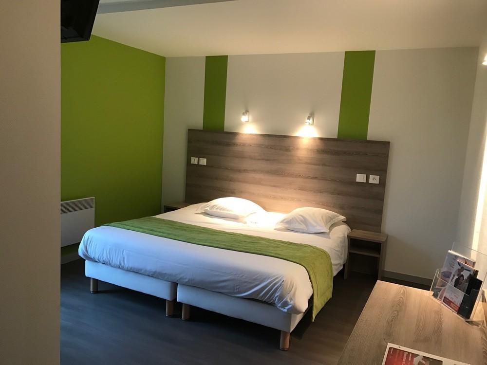 Brit Hotel Essentiel Troyes Aeroport  U00e0 La Chapelle-saint-luc