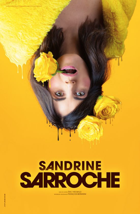 One Woman Show de Sandrine Sarroche