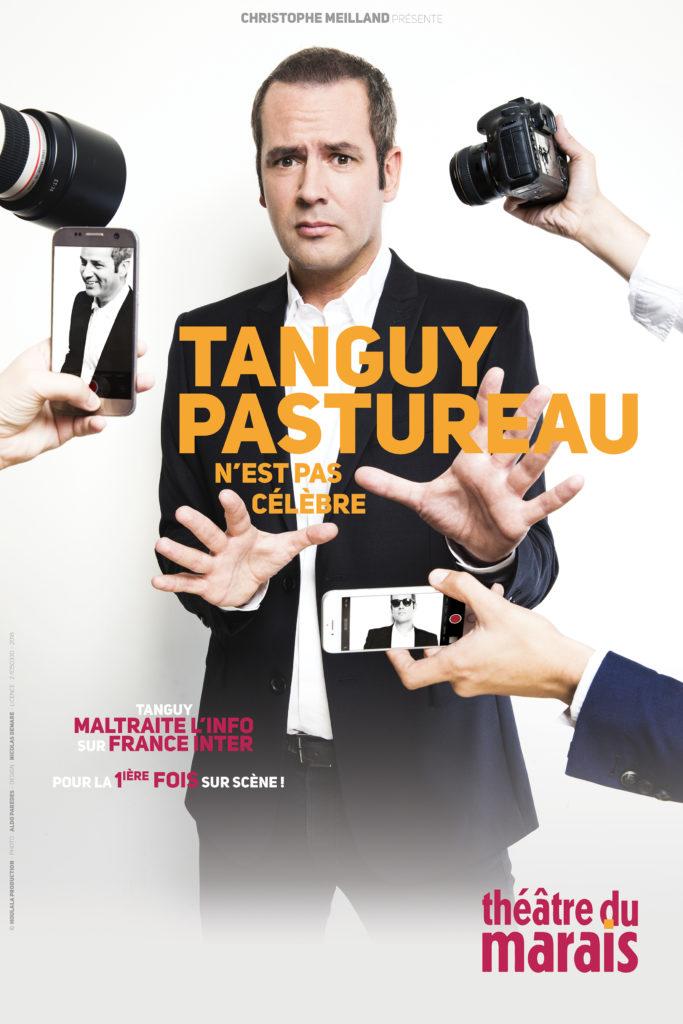 Tanguy Pastureau « n'est pas célèbre »