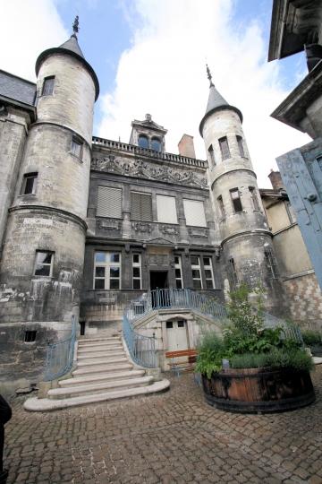 Troyes : Musées Municipaux de Troyes - 37e Journées Européennes du Patrimoine