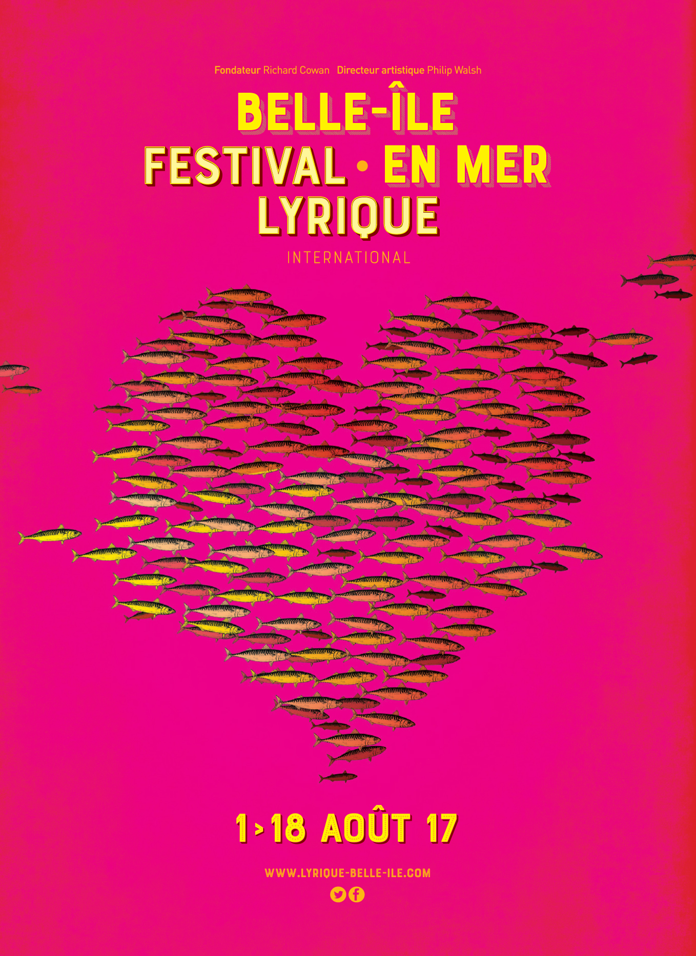 Festival Lyrique International de Belle Ile en Mer L élixir d