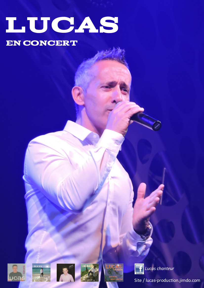 Concert de Lucas