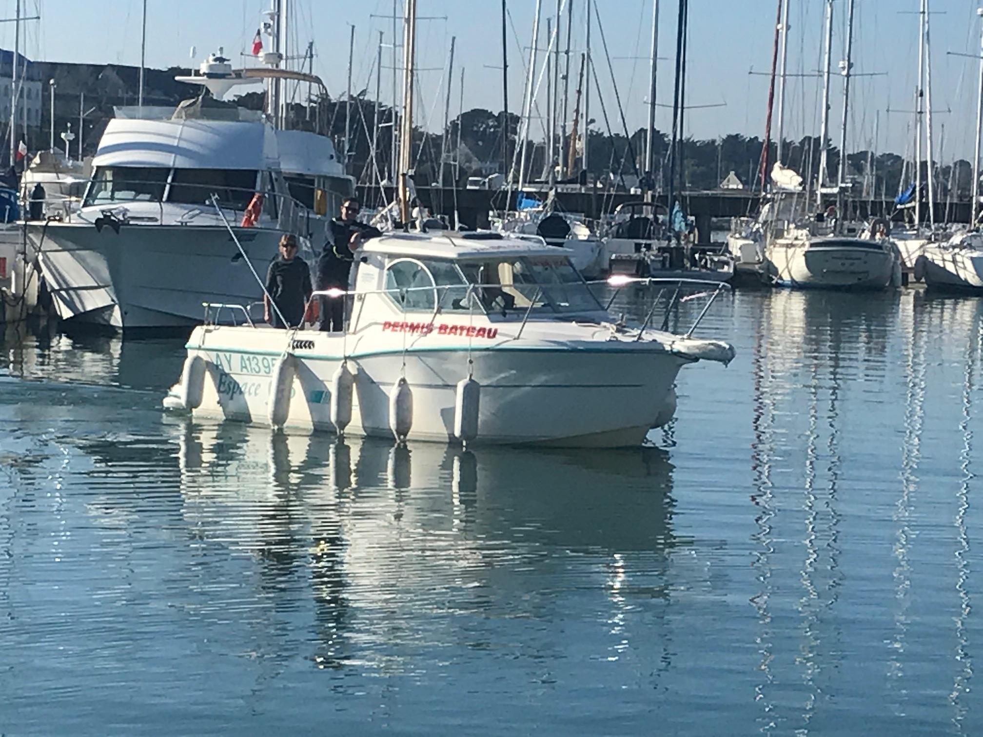 Agnès Maigret location bateaux