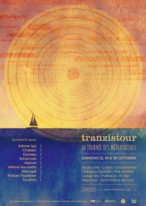 Tranzistour : Tristan Faulkner