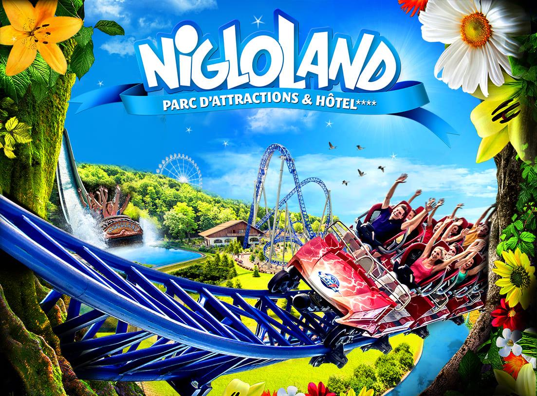 Nigloland à Dolancourt - Aube Champagne