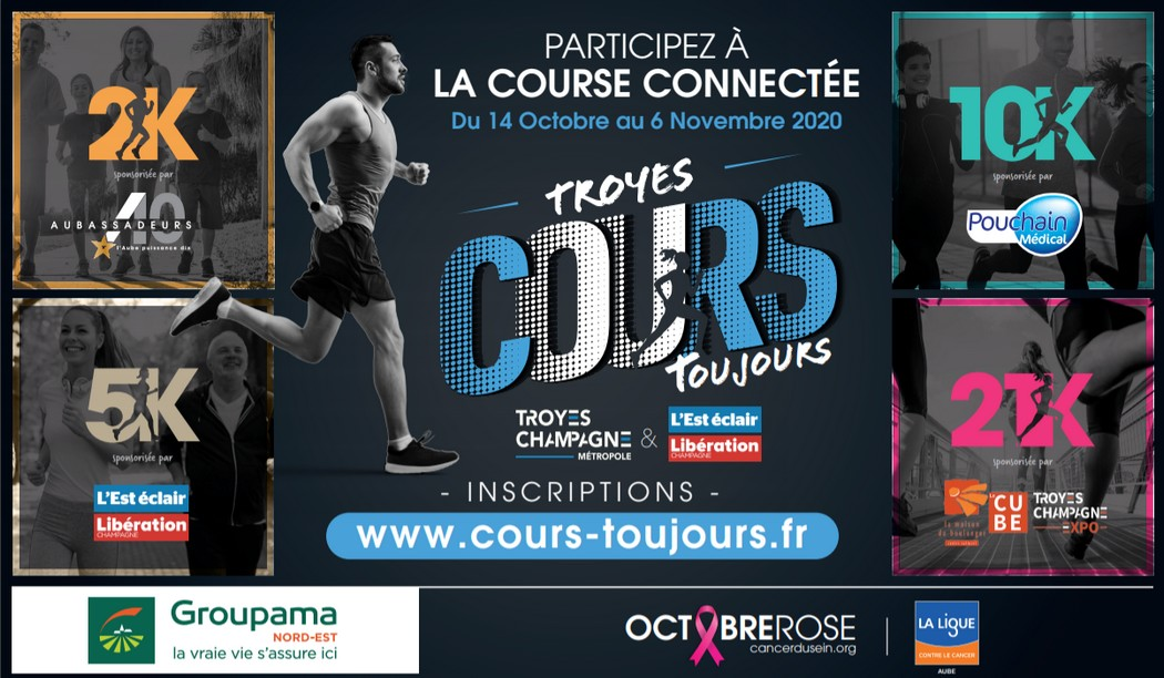 Troyes : Cours Toujours Troyes